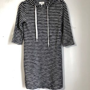 Lou & Grey Hooded Dress